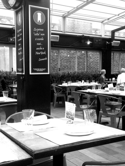 Dinning Room of Birreira, Eataly