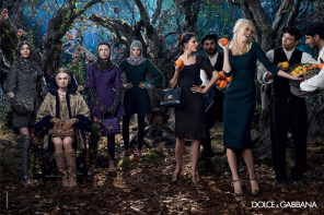 In the NOW : Dolce & Gabbana Campaign