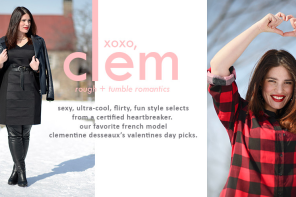 Clem Styles : XoxoClem, Curated Collection for Gwynnie Bee