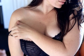 Clem wears: The perfect bra wardrobe, at Home with Chantelle